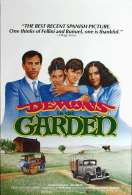 Affiche du film D�mons dans le jardin