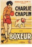 Affiche du film Charlot Boxeur