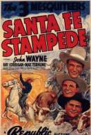 Santa Fe Stampede, le film