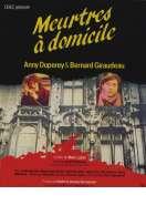 Affiche du film Meurtres a Domicile