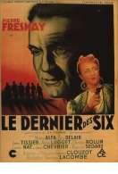 Affiche du film Le Dernier des Six