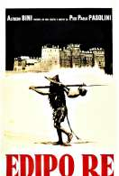 Affiche du film Oedipe Roi