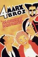 Affiche du film Monnaie de singe