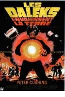 Affiche du film Les Daleks envahissent la terre