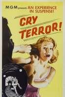 Affiche du film Cri de Terreur