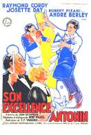 Son Excellence Antonin, le film