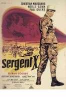Le Sergent X, le film