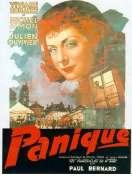Panique, le film