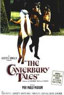 Affiche du film Les contes de Canterbury