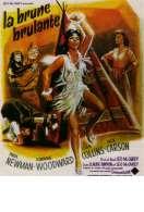Affiche du film La brune br�lante