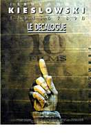 Affiche du film Le decalogue