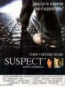 Affiche du film Suspect Dangereux