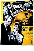 Meurtres a Responsabilite Limitee, le film