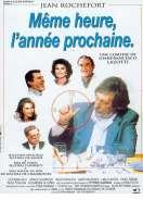 Affiche du film M�me heure l'ann�e prochaine