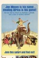 Affiche du film L'aventurier du Kenya
