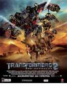 Affiche du film Transformers la revanche
