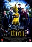 Affiche du film Cinq enfants et moi
