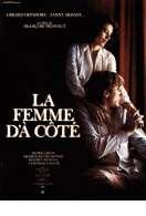 Affiche du film La femme d'� c�t�