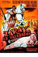 Affiche du film Zarak le Valeureux
