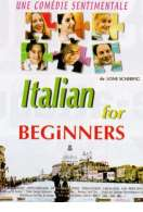 Affiche du film Italian for beginners