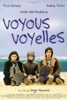 Affiche du film Voyous voyelles