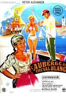 Affiche du film L'auberge du Cheval Blanc