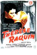 Affiche du film Th�r�se Raquin