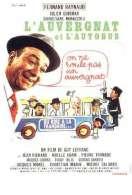 Affiche du film L'auvergnat et l'autobus