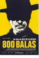 Affiche du film 800 balles