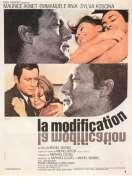 Affiche du film La Modification