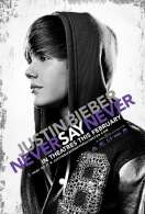 Affiche du film Justin Bieber: Never Say Never