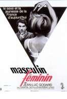 Affiche du film Masculin f�minin