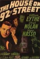 La Maison de la 92eme Rue, le film