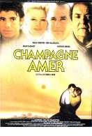 Affiche du film Champagne amer