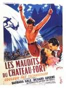 Affiche du film Les Maudits du Chateau Fort