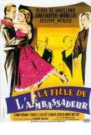 Affiche du film La Fille de l'ambassadeur
