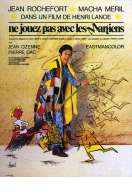 Affiche du film Ne Jouez Pas Avec les Martiens
