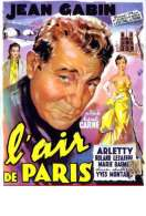Affiche du film L'air de Paris