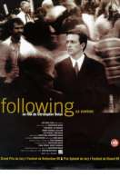 Affiche du film Following (le suiveur)