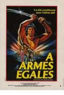 A armes égales, le film