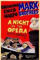 Affiche du film Une nuit � l'Op�ra