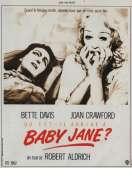 Affiche du film Qu'est-il arriv� � Baby Jane ?