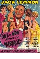 Affiche du film Oui ou Non Avant le Mariage