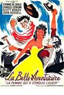Affiche du film La Belle Aventuriere