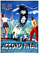 Affiche du film Accord Final