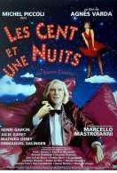 Affiche du film Les cent et une nuits