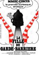 Affiche du film La Fille du Garde Barriere