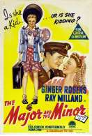 Affiche du film The major and the minor