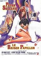 Affiche du film Le Baiser Papillon