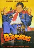 Le petit monde des Borrowers, le film